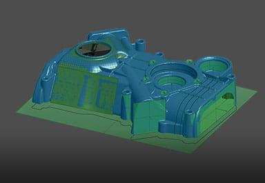 HandyScan | Portable 3D Scanner | Reverse Engineering
